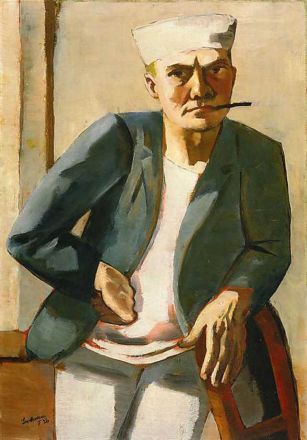 self-portrait-with-white-hat-1926